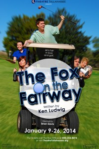Fox on the Fairway
