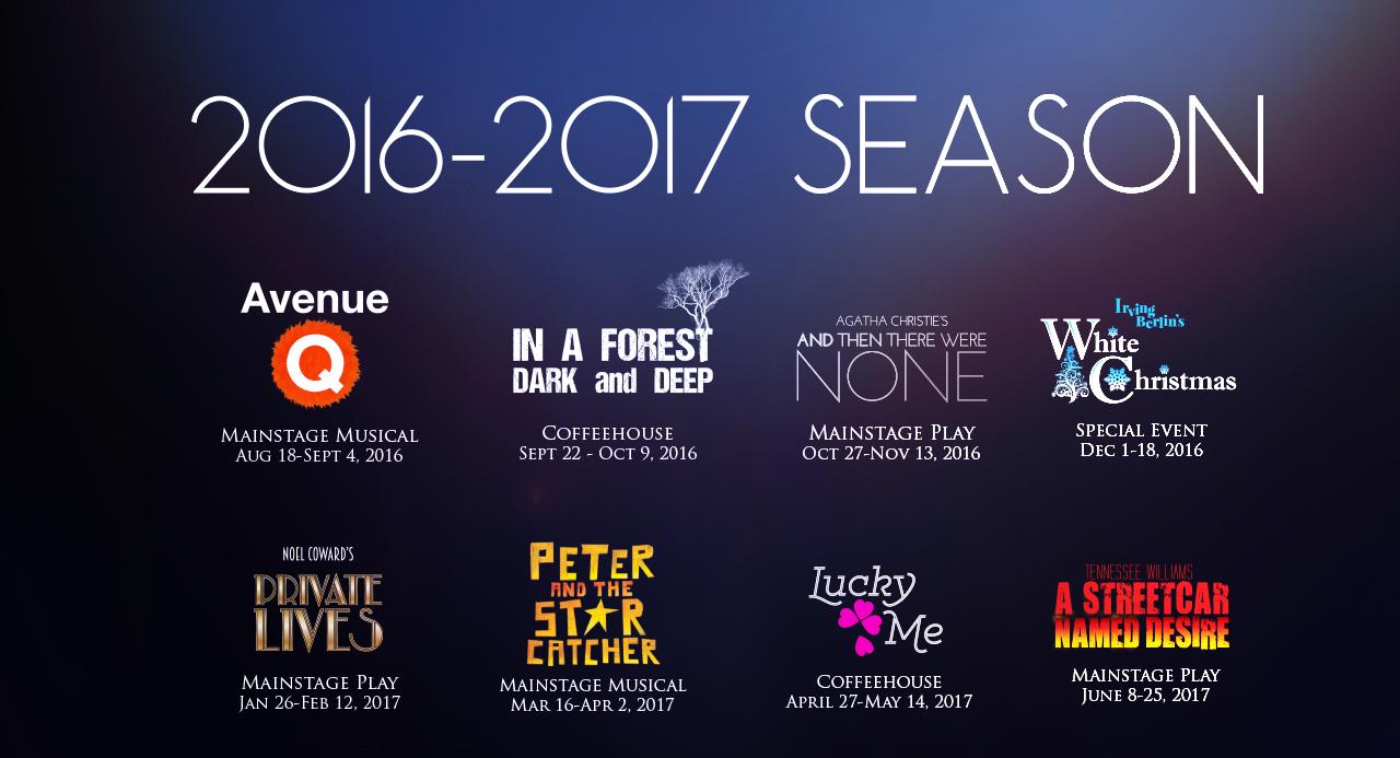 Our 2016-2017 Season