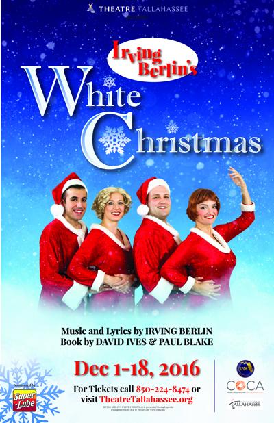 White Christmas 2016 Poster